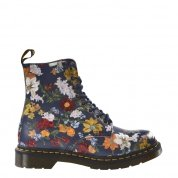 Buty Dr. Martens 1460 PASCAL DF Navy Darcy Frolar Backhand Strain Grain 23876417