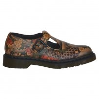 Buty Dr. Martens POLLEY TAN Tatoo