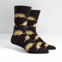 Skarpety męskie Sock It To Me TACOSAURUS