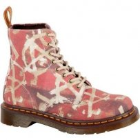Buty Dr. Martens BECKETT Union Jack Anarchy