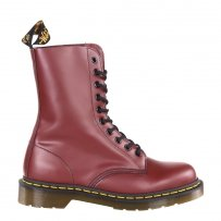Buty Dr. Martens 1490 Cherry Red Smooth 10092600