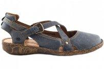 Sandały Josef Seibel ROSALIE 13 Jeans Capri 7951395540