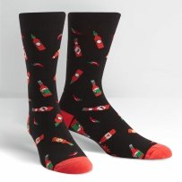 Skarpety męskie Sock It To Me HOT SAUCE