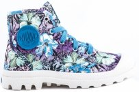 Trapery Palladium PAMPA HI Mosaic Blue Hawaii Print 92352435