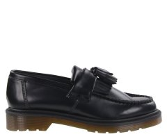 Półbuty Dr. Martens ADRIAN Black Polished Smooth