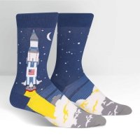 Skarpety męskie Sock It To Me 3,2,1 Lift Off MEF0280