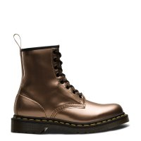 Buty Dr. Martens VEGAN 1460 Rose Gold Chrome Metallic 24865716