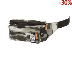 Nerka/Saszetka The Pack Society BUM BAG Green Camo Allover 184CPR782.74