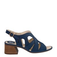Sandały Fly London LARI 180 Blue Cupido P501180005