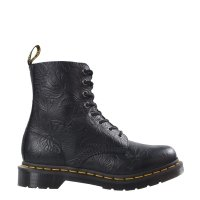 Buty Dr. Martens 1460 PASCAL Emboss Black Floral Emboss 24002001