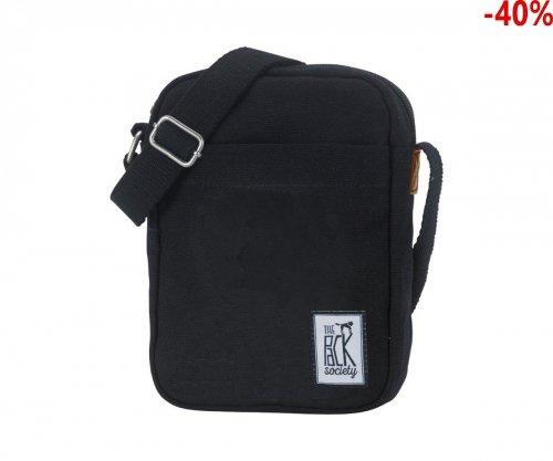 Saszetka The Pack Society SHOULDERBAG SOLID BLACK SMALL 999CLA751.01
