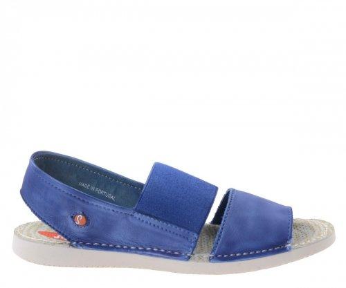 Sandały Softinos TAI 383 Lavender Blue Washed P900383013