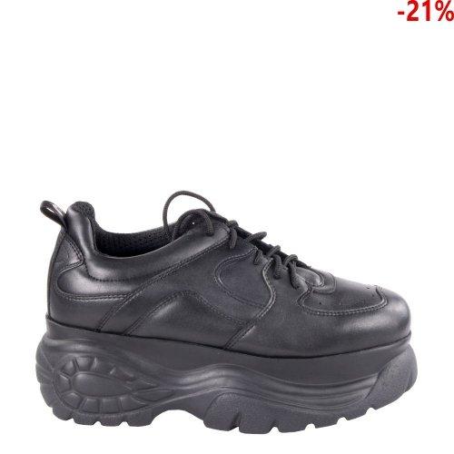 Sneakersy Altercore SARA Black VEGETARIAN