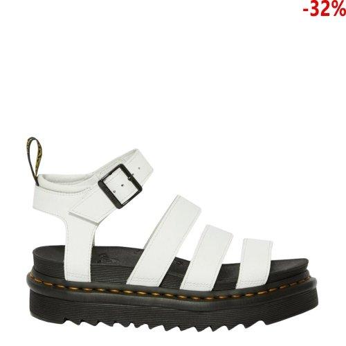 Sandały Dr. Martens BLAIRE White Hydro 25768100