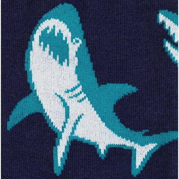 Skarpety męskie Sock It To Me SHARK ATTACK
