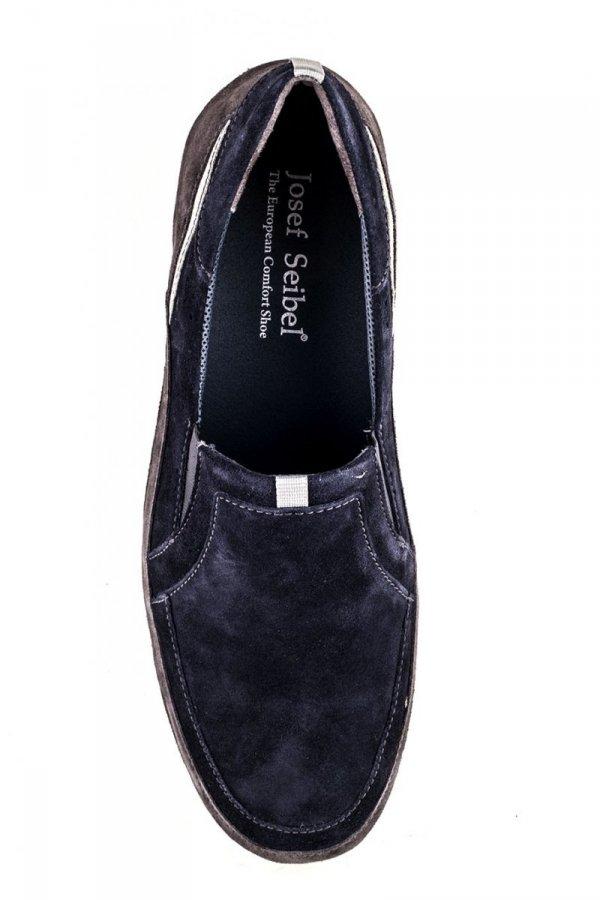 Półbuty Josef Seibel TILL05 Jeans