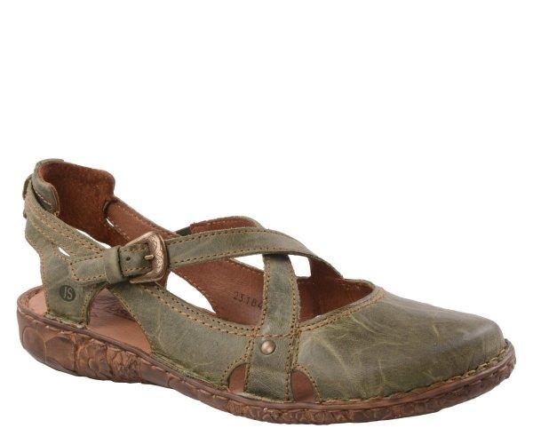 Sandały Josef Seibel ROSALIE 13 Olive 7951395630