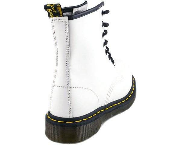 Buty Dr. Martens 1460 SMOOTH White Smooth 10072100