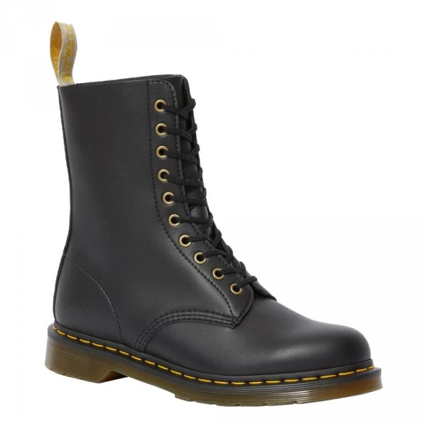 Buty Dr. Martens 1490 FELIX RUB OFF Black Vegan 23981001