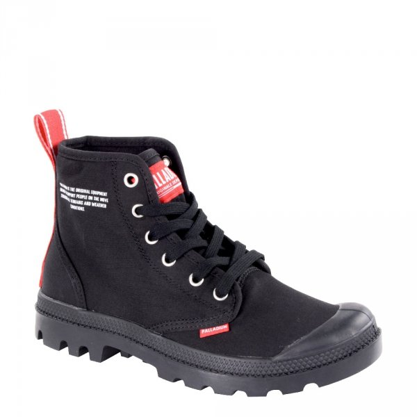 Buty Palladium PAMPA HI Dare Black 76258008