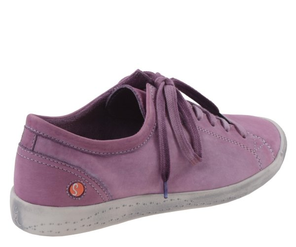 Półbuty Softinos ISLA Lilac Washed P900154561