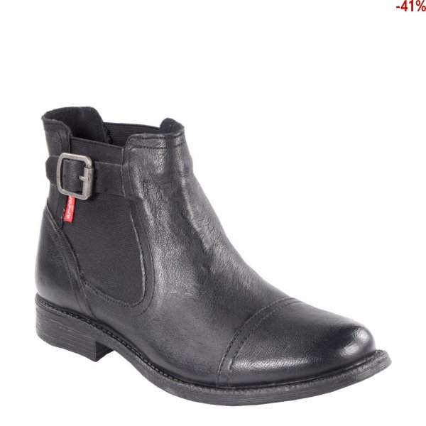 Botki Levi's MAINE W CHELSEA Regular Black 23067887259