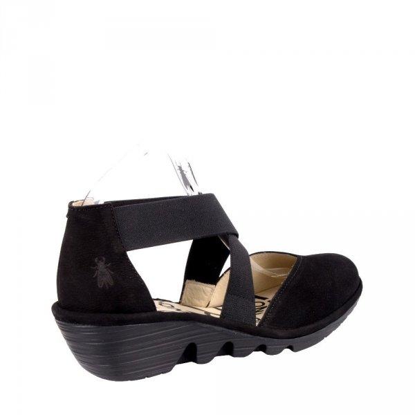 Sandały Fly London PACO 014 Black Cupido P501147000