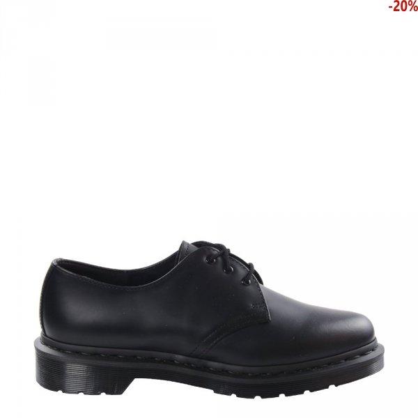 Półbuty Dr. Martens 1461 MONO Black Smooth 14345001