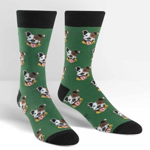 Skarpety męskie Sock It To Me Go Fetch! MEF0220