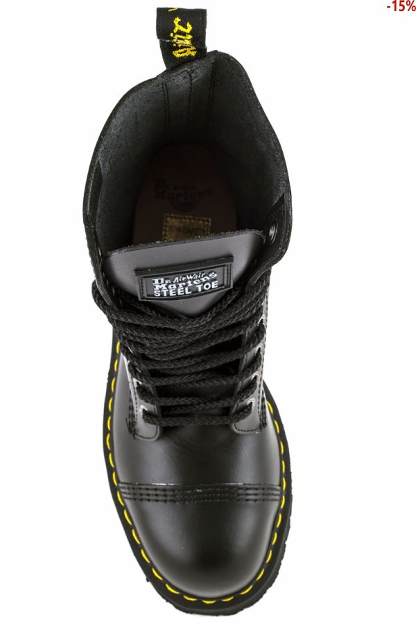 Buty Dr. Martens 8761 Bex Black Fine Haircell 10966001