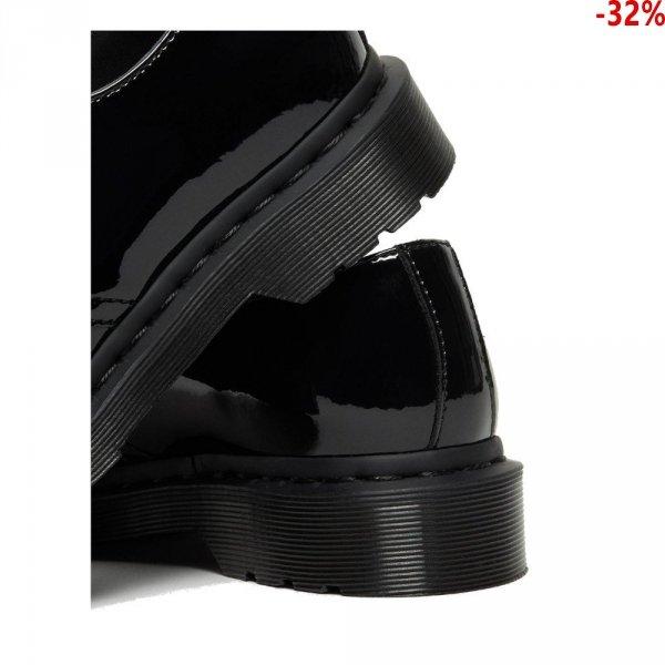 Półbuty Dr. Martens 1461 MONO Black Patent Lamper 26893001