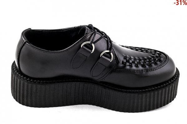 Buty ALTERCORE ERED Black Leather