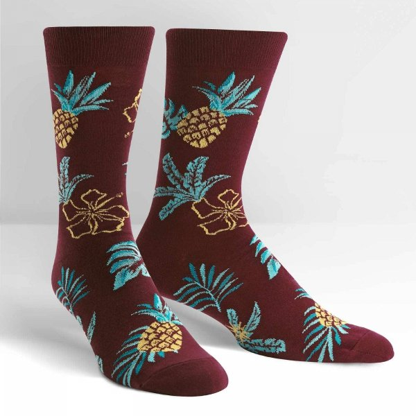 Skarpety męskie Sock It To Me HAWAIIAN SOCK DAY