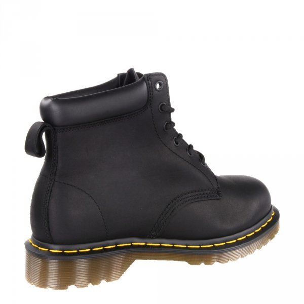 Trapery Dr. Martens 939 BEN BOOT Black Greasy 24258001