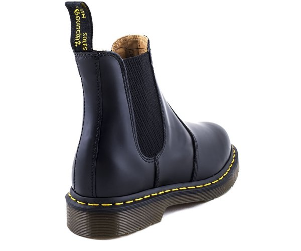 Sztyblety Dr. Martens 2976 Black Smooth 22227001