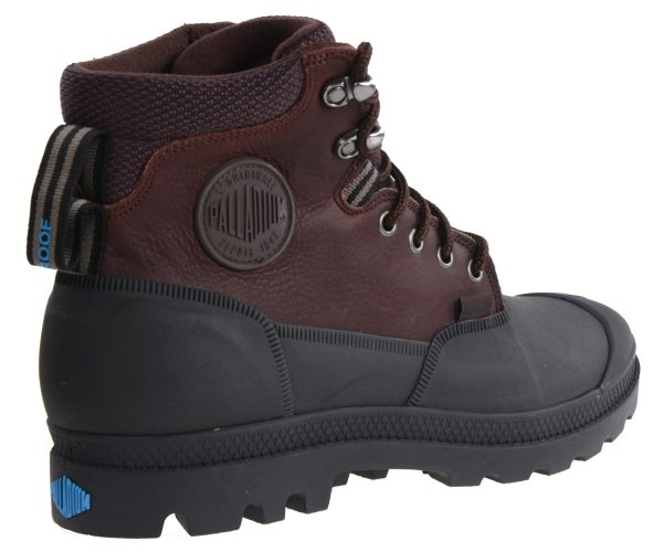 Trapery Palladium PAMPA CUFF WP 2.0 Rock Black 75567222 WATERPROOF Ocieplane