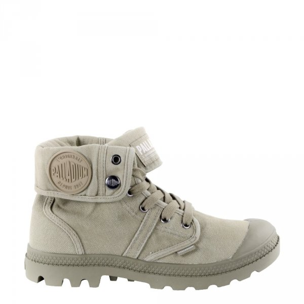 Buty Palladium PALLABROUSE BAGGY Vetiver Burnt Olive 92478342