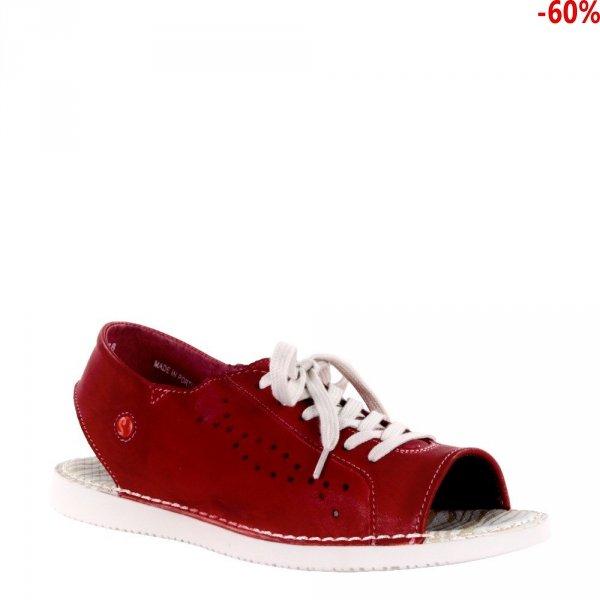 Sandały Softinos THI 520 Red Washed P900520002
