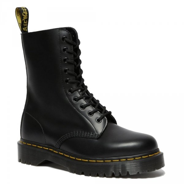 Buty Dr. Martens 1490 BEX MID CALF Black Smooth 26202001