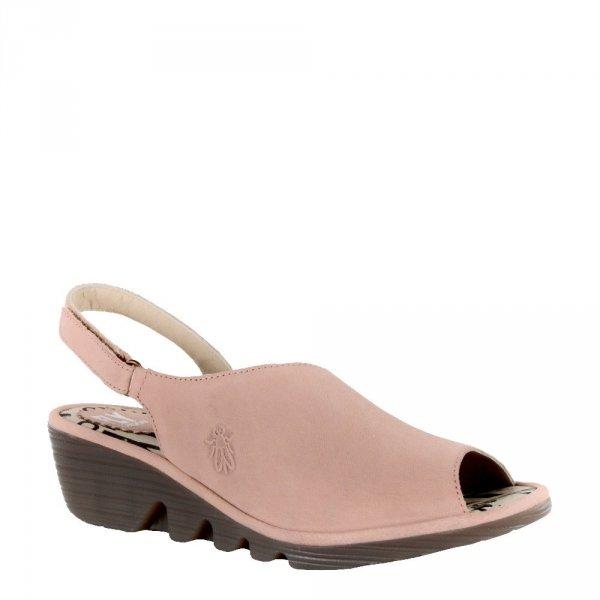 Sandały Fly London PALP 814 Nude Pink Cupido P500814016