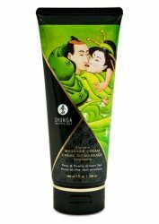 Świeca/krem-MASSAGE CREAM PEAR&GREEN TEA 200 ML