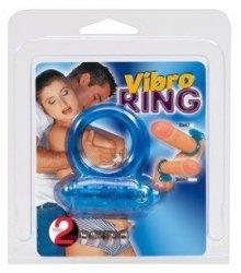 Pierścień-5623190000 Vibro Ring Blue