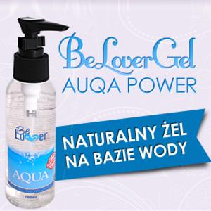 Be Lover Gel Aqua Power - 100 ml