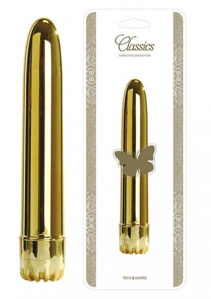 Wibrator-CLASSIC VIBE GOLD LARGE