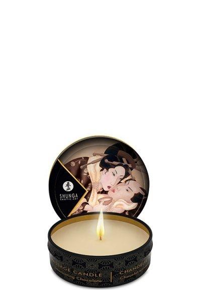 Świeca/krem-Shunga Candle 30 ml Chocolate / Excitation
