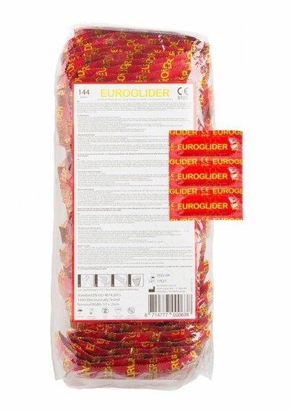 Prezerwatywy-EUROGLIDER 144 PCS