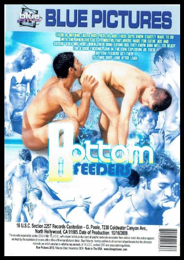 DVD-BOTTOM FEEDERS