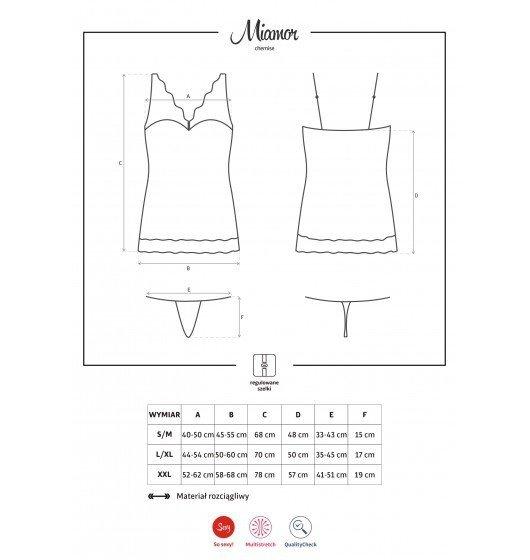 Miamor koszulka bordowa S/M
