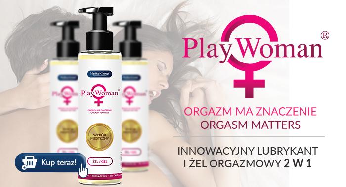 PlayWoman 150ml Gel - żel pobudzający orgazm