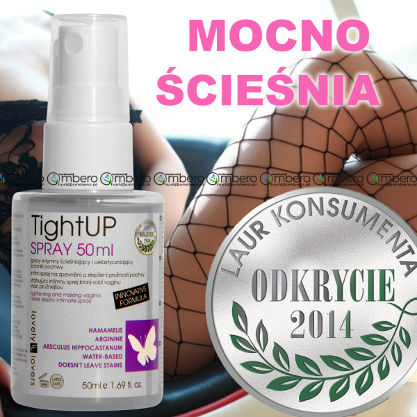 TightUP Spray 50ml Obkurcza pochwę